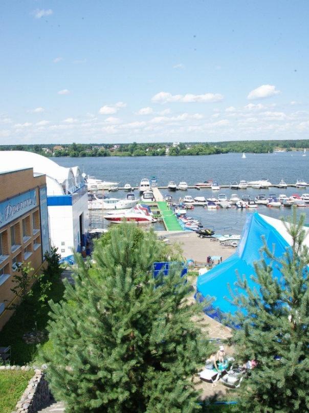 Отель Яхт-клуб «Новый Берег» Московская область, фото 4