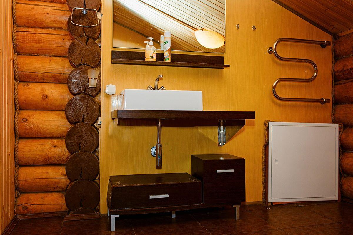 Коттеджный отель «Степаново» Московская область Шале с баней, фото 13