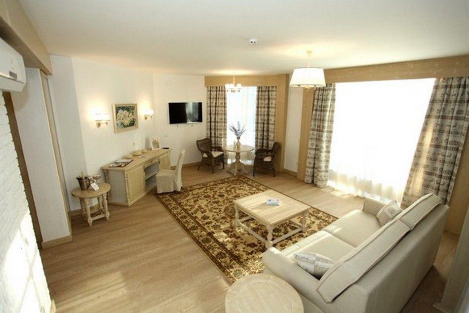 Курортный комплекс «Дракино» Московская область Двухуровневый свадебный номер «Duplex Suite&Spa», Spa отель, фото 3