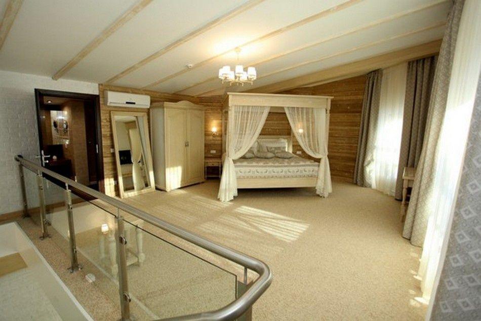 Курортный комплекс «Дракино» Московская область Двухуровневый свадебный номер «Duplex Suite&Spa», Spa отель, фото 2
