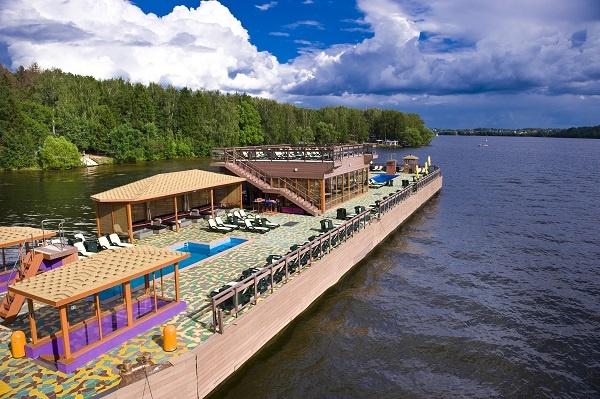 Гостиничный комплекс «Малибу» Московская область, фото 23