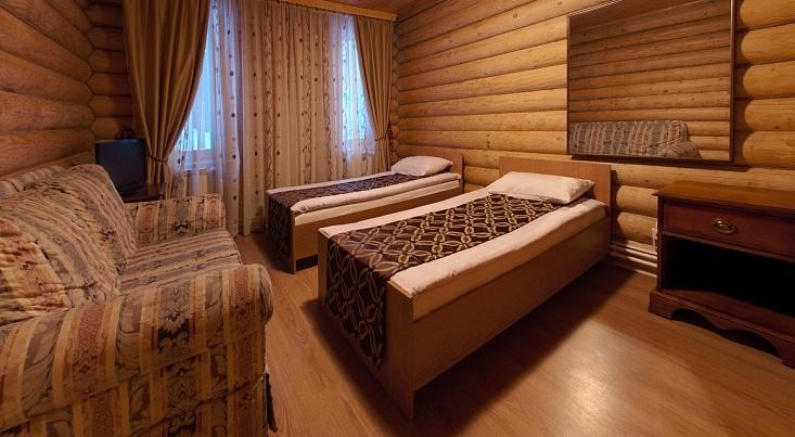 База отдыха «Флора Парк» Московская область Большой гостевой дом, фото 2