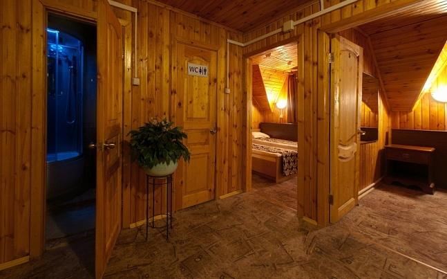 База отдыха «Флора Парк» Московская область Малый гостевой дом, фото 4
