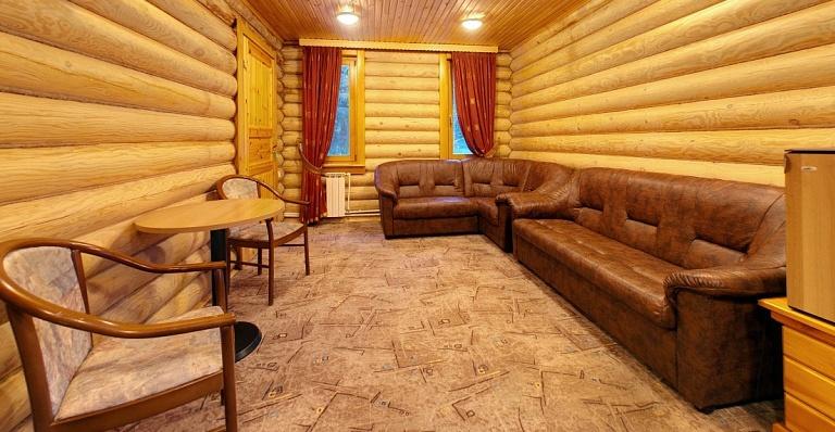 База отдыха «Флора Парк» Московская область Большой гостевой дом, фото 4
