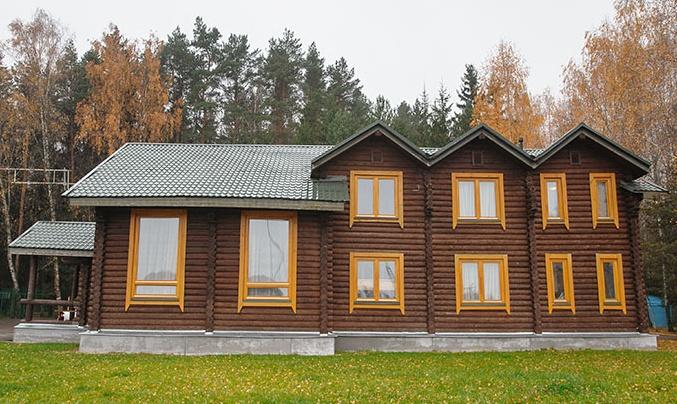 База отдыха «Флора Парк» Московская область Большой гостевой дом, фото 1