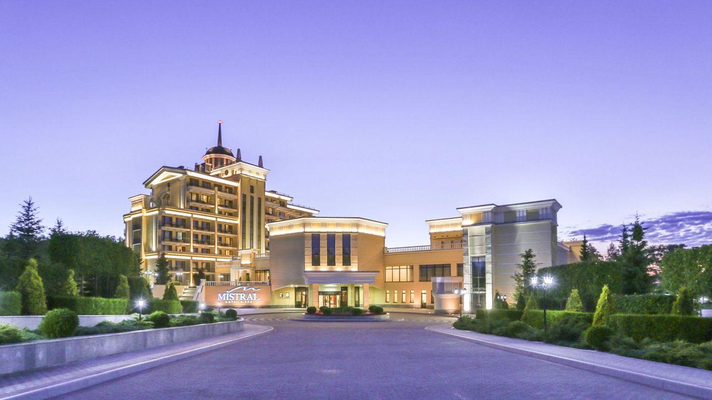"""Гостиница """"Мистраль"""" Hotel & SPA Московская область, фото 3"""