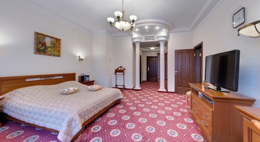 """Парк-отель """"Ревиталь"""" Московская область Люкс 1-комнатный, фото 2"""