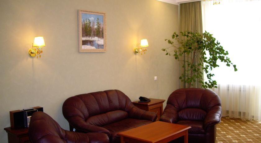 """Парк-отель """"Ревиталь"""" Московская область Люкс 2-комнатный, фото 2"""
