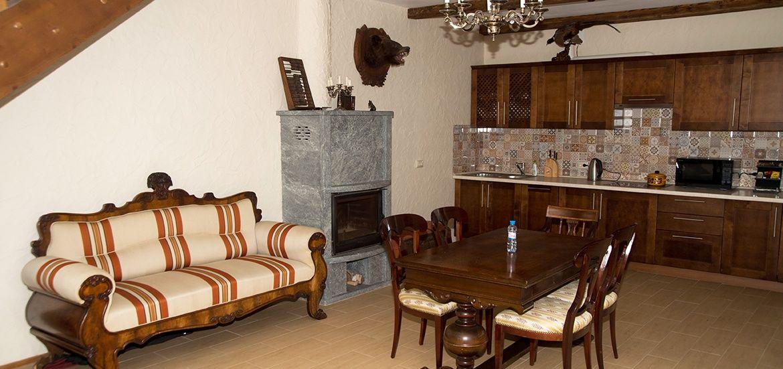 """Загородный отель """"La Ferme de Reve"""" Московская область Шале с 3-мя спальнями, фото 3"""