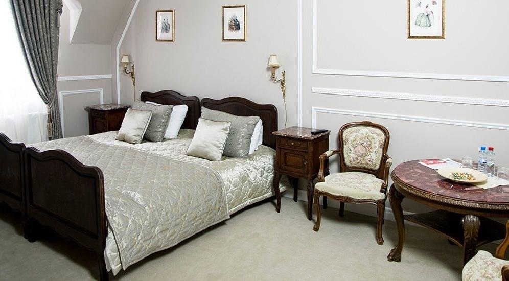 """Загородный отель """"La Ferme de Reve"""" Московская область 2-местный номер с 1 кроватью или 2 отдельными кроватями, фото 1"""