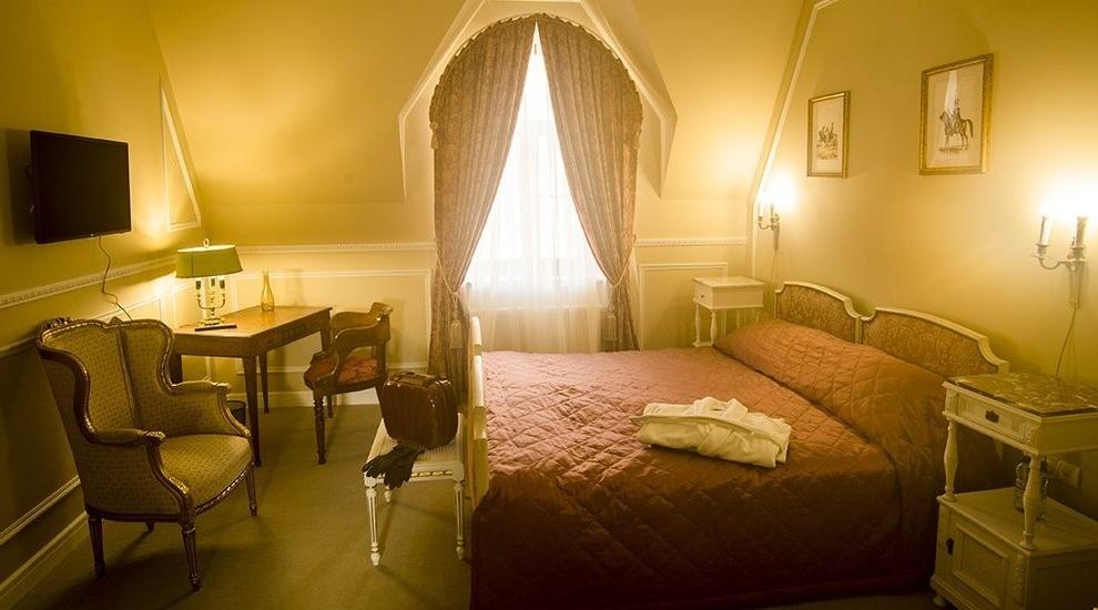 """Загородный отель """"La Ferme de Reve"""" Московская область 2-местный номер с 2-мя отдельными кроватями, фото 2"""