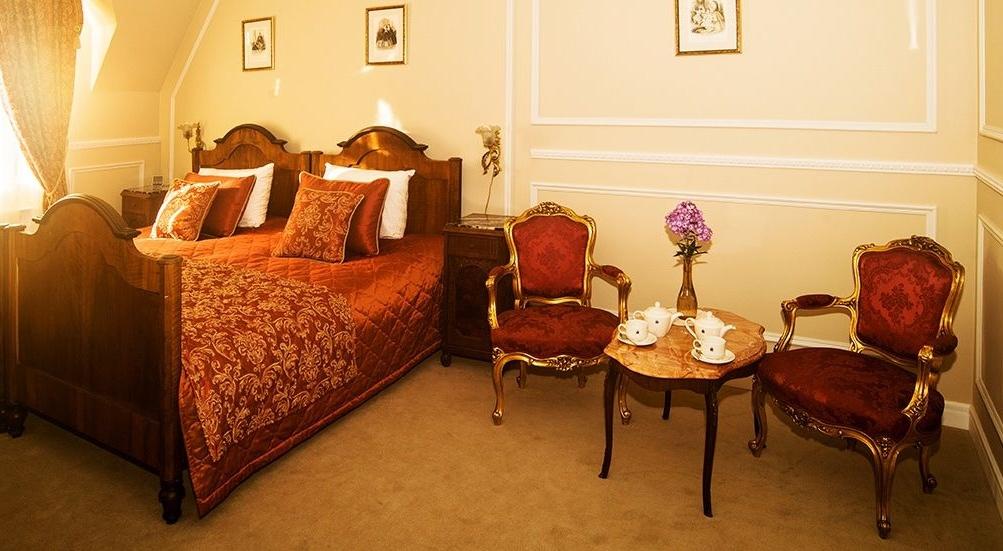 """Загородный отель """"La Ferme de Reve"""" Московская область 2-местный номер с 1 кроватью или 2 отдельными кроватями, фото 4"""
