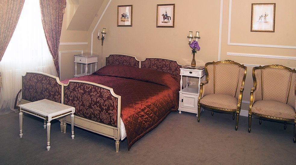 """Загородный отель """"La Ferme de Reve"""" Московская область 2-местный номер с 2-мя отдельными кроватями, фото 1"""