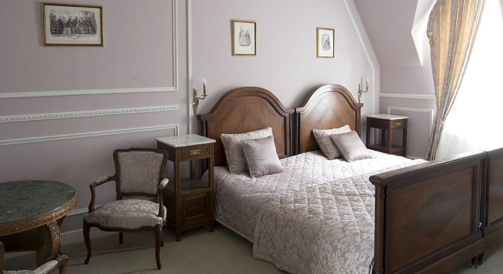 """Загородный отель """"La Ferme de Reve"""" Московская область 2-местный номер с 1 кроватью или 2 отдельными кроватями, фото 3"""