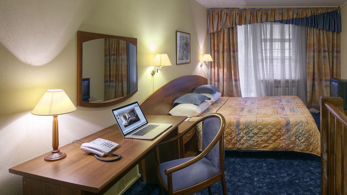 """Отель """"Тропикана"""" Московская область Люкс 2-х уровневый, фото 2"""