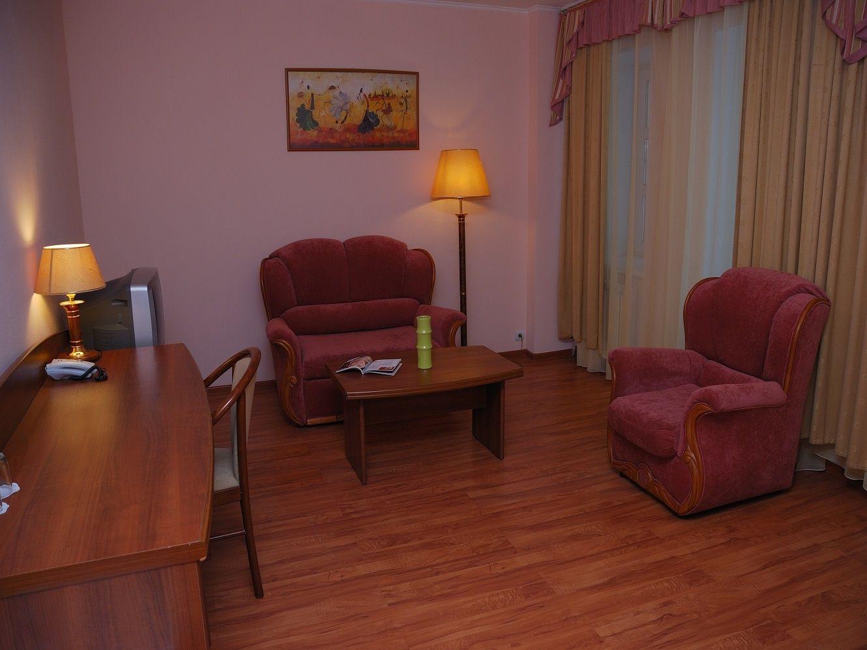 """Отель """"Тропикана"""" Московская область Люкс 2-х комнатный , фото 6"""