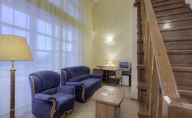 """Отель """"Тропикана"""" Московская область Люкс 2-х уровневый, фото 1"""