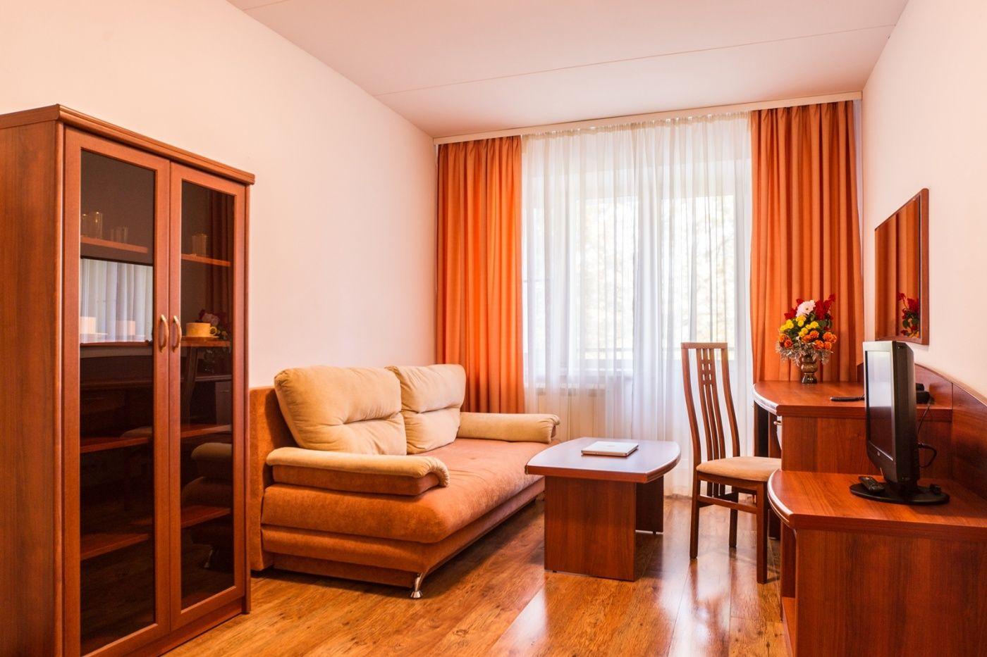 Парк-отель «Огниково» Московская область Двухкомнатный люкс, фото 5