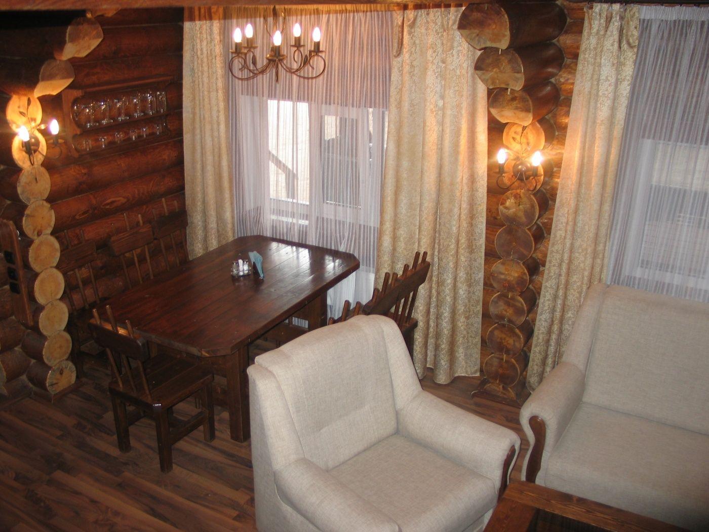 """Загородный отель """"Тирс"""" Тверская область Коттедж малый, фото 4"""