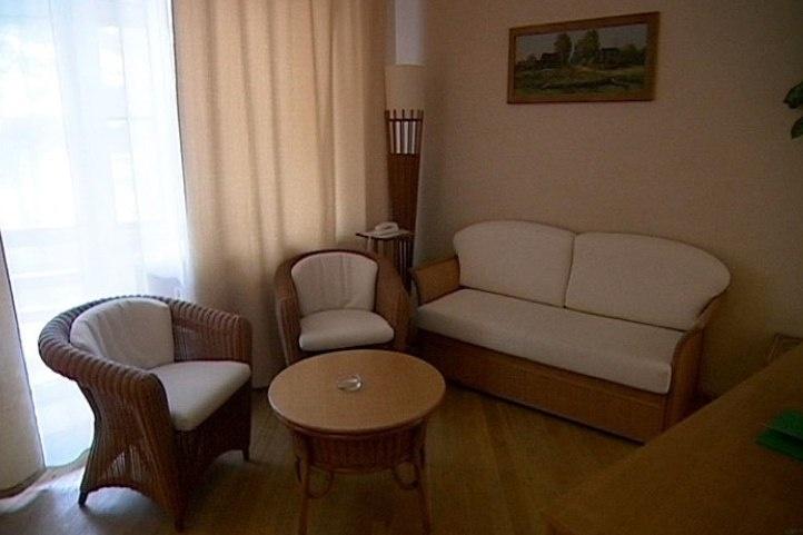 """Загородный отель """"Тирс"""" Тверская область 2-местный люкс, фото 2"""