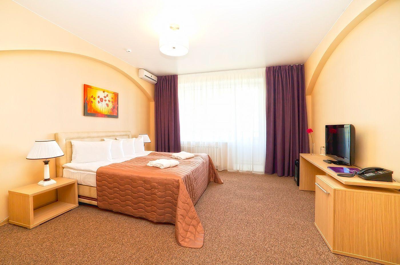 Парк-отель «Воздвиженское» Московская область Номер «Полулюкс 2-комнатный», фото 4