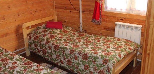 """Загородный отель """"Улиткино"""" Московская область 2-х комнатный номер эконом, 1 этаж в финском домике , фото 3"""