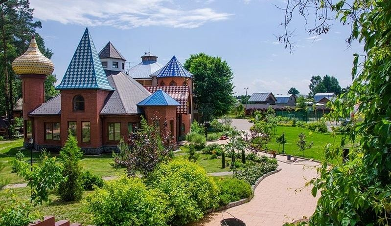 Загородный отель «Улиткино» Московская область, фото 1