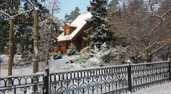 Загородный отель «Улиткино» Московская область, фото 17