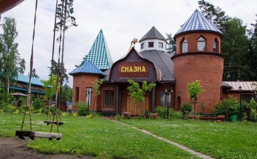Загородный отель «Улиткино» Московская область, фото 5