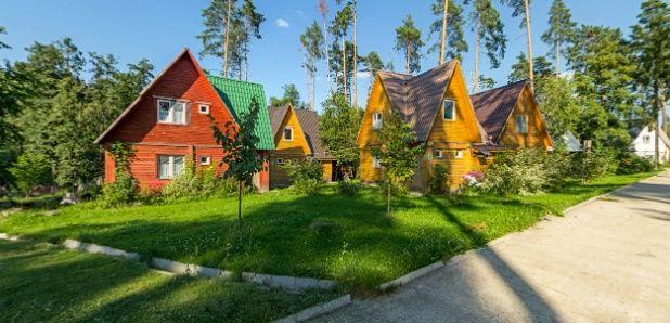 """Загородный отель """"Улиткино"""" Московская область 2-х комнатный номер эконом, 2 этаж в финском домике , фото 1"""