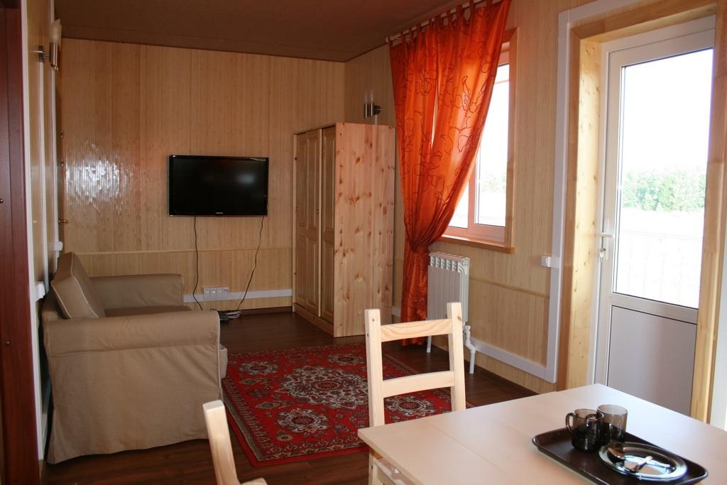 Загородный гостиничный комплекс «Алексино-Истра» Московская область Коттедж (950 м), фото 10