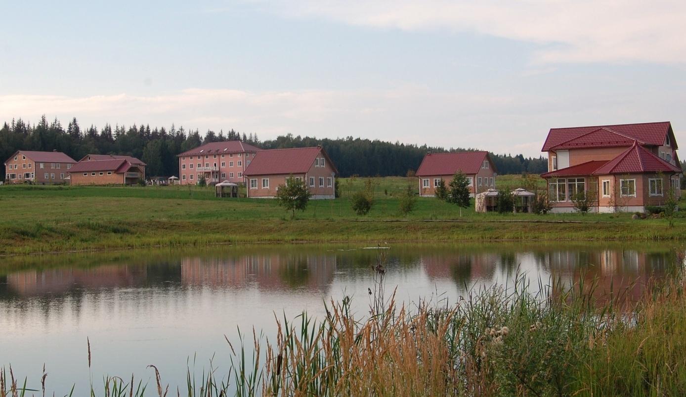 Загородный гостиничный комплекс «Алексино-Истра» Московская область, фото 1