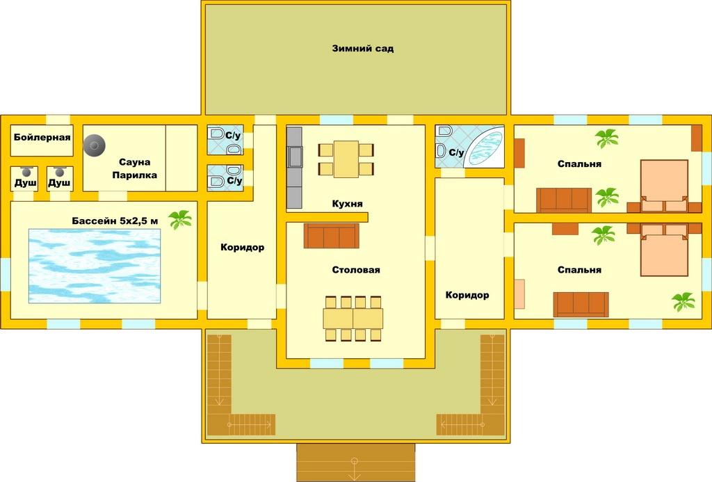Загородный гостиничный комплекс «Алексино-Истра» Московская область Коттедж (500 м), фото 17