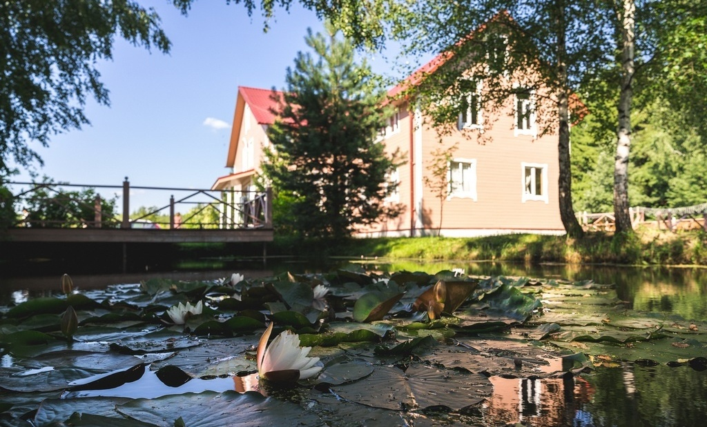 Загородный гостиничный комплекс «Алексино-Истра» Московская область, фото 10