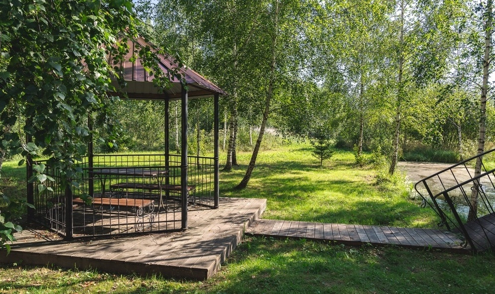 Загородный гостиничный комплекс «Алексино-Истра» Московская область, фото 20