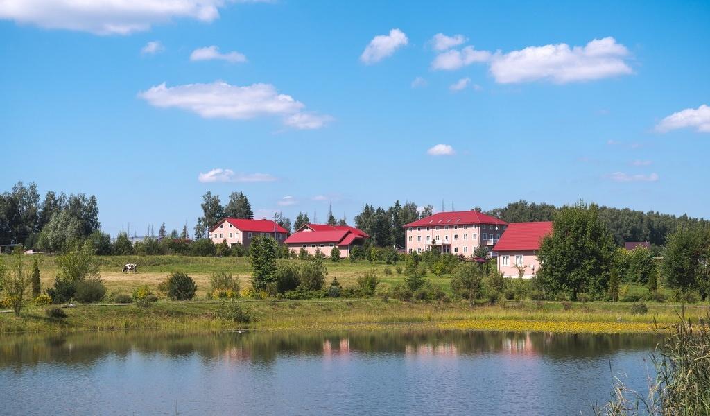 Загородный гостиничный комплекс «Алексино-Истра» Московская область, фото 13