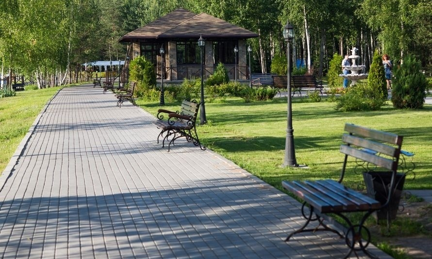 Парк-отель «Анива» Московская область, фото 9