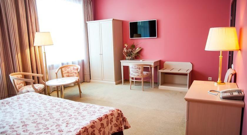 Парк-отель «Анива» Московская область Двухместный номер «Люкс», фото 2