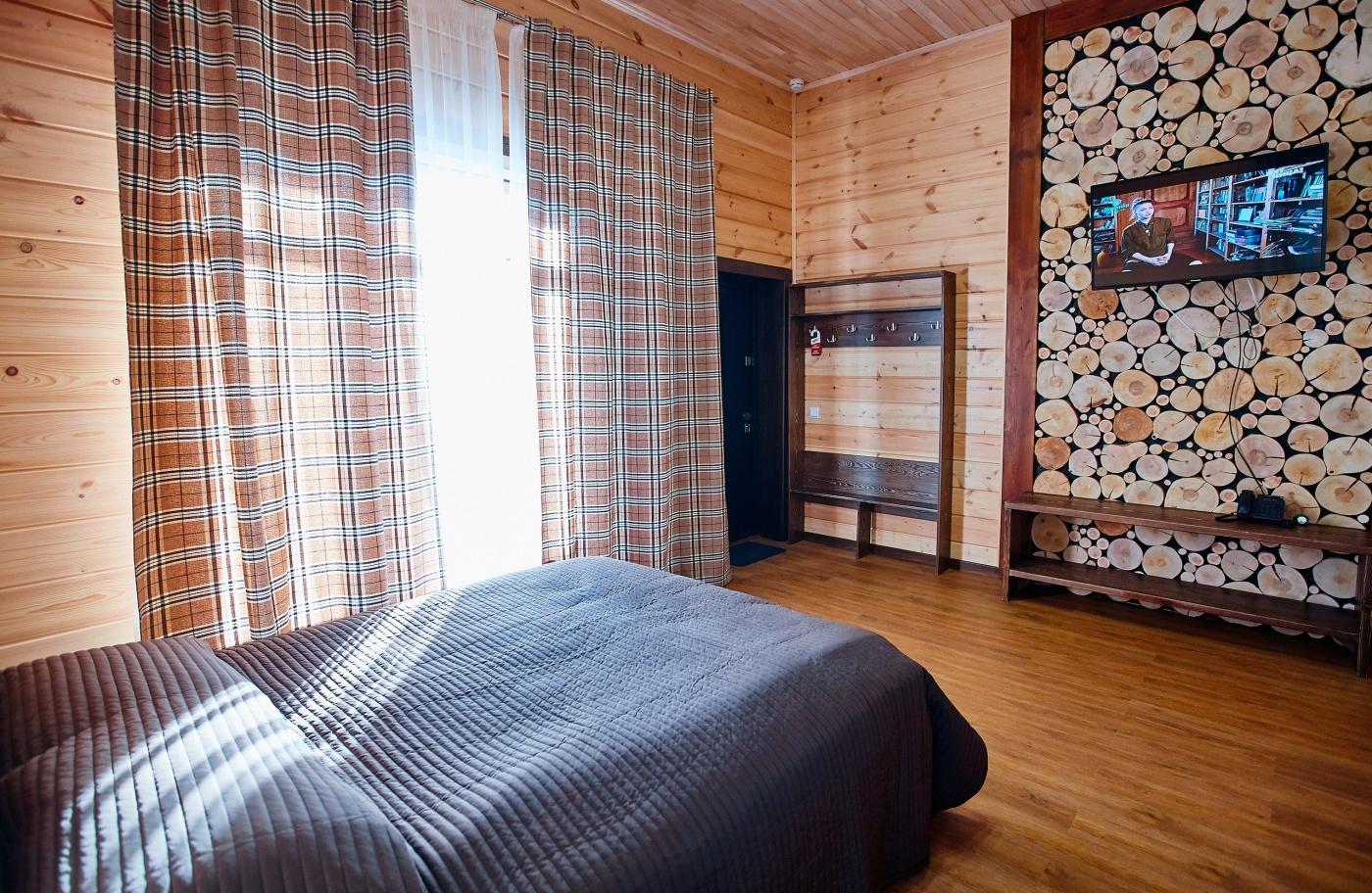 Клуб-отель «Золотой пляж» Челябинская область Номер «Premium Apartment» (Дом О.Митяева), фото 1