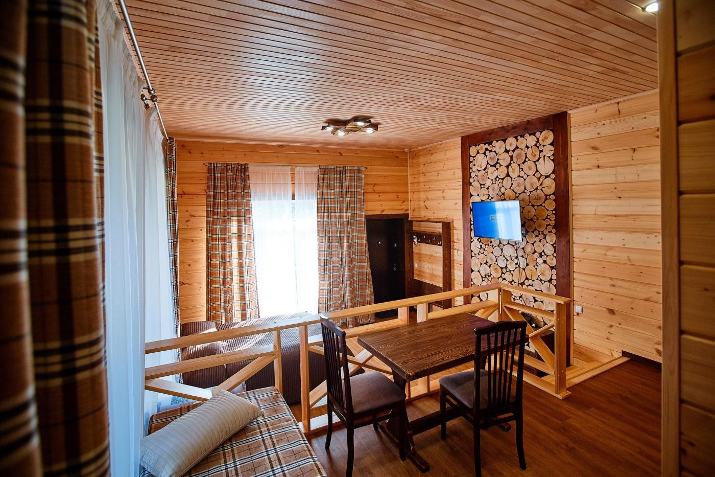 Клуб-отель «Золотой пляж» Челябинская область Номер «Premium Apartment» (Дом О.Митяева), фото 4