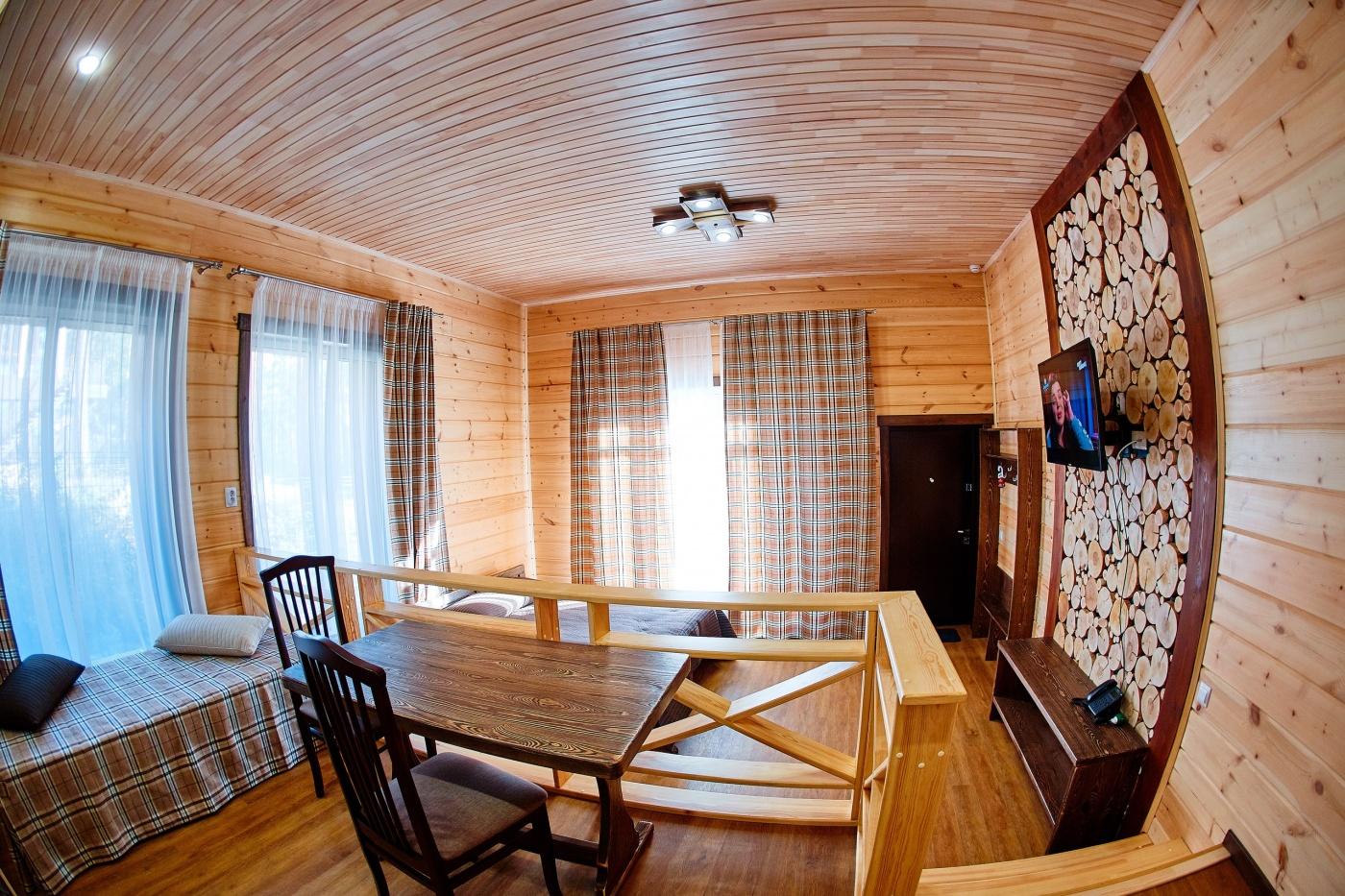 Клуб-отель «Золотой пляж» Челябинская область Номер «Premium Apartment» (Дом О.Митяева), фото 6