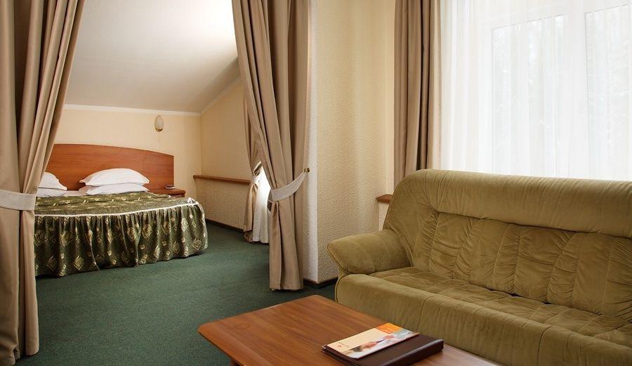 """Парк-отель """"Country Resort"""" Московская область Люкс Лотос, фото 1"""
