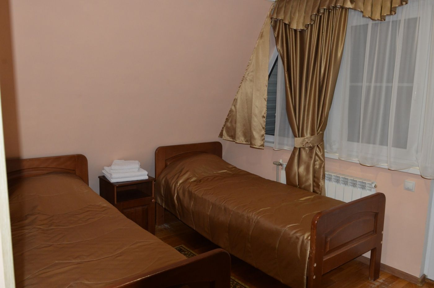 """База отдыха """"Аква-Вита"""" Краснодарский край 1-комнатный номер """"стандарт"""" (2 места), фото 2"""