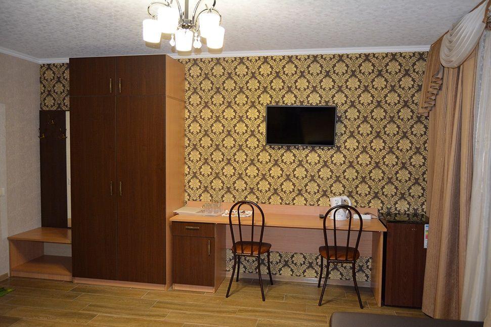 """База отдыха """"Аква-Вита"""" Краснодарский край 2-комнатный номер """"повышенной комфортности"""" (2 спальных места), фото 4"""