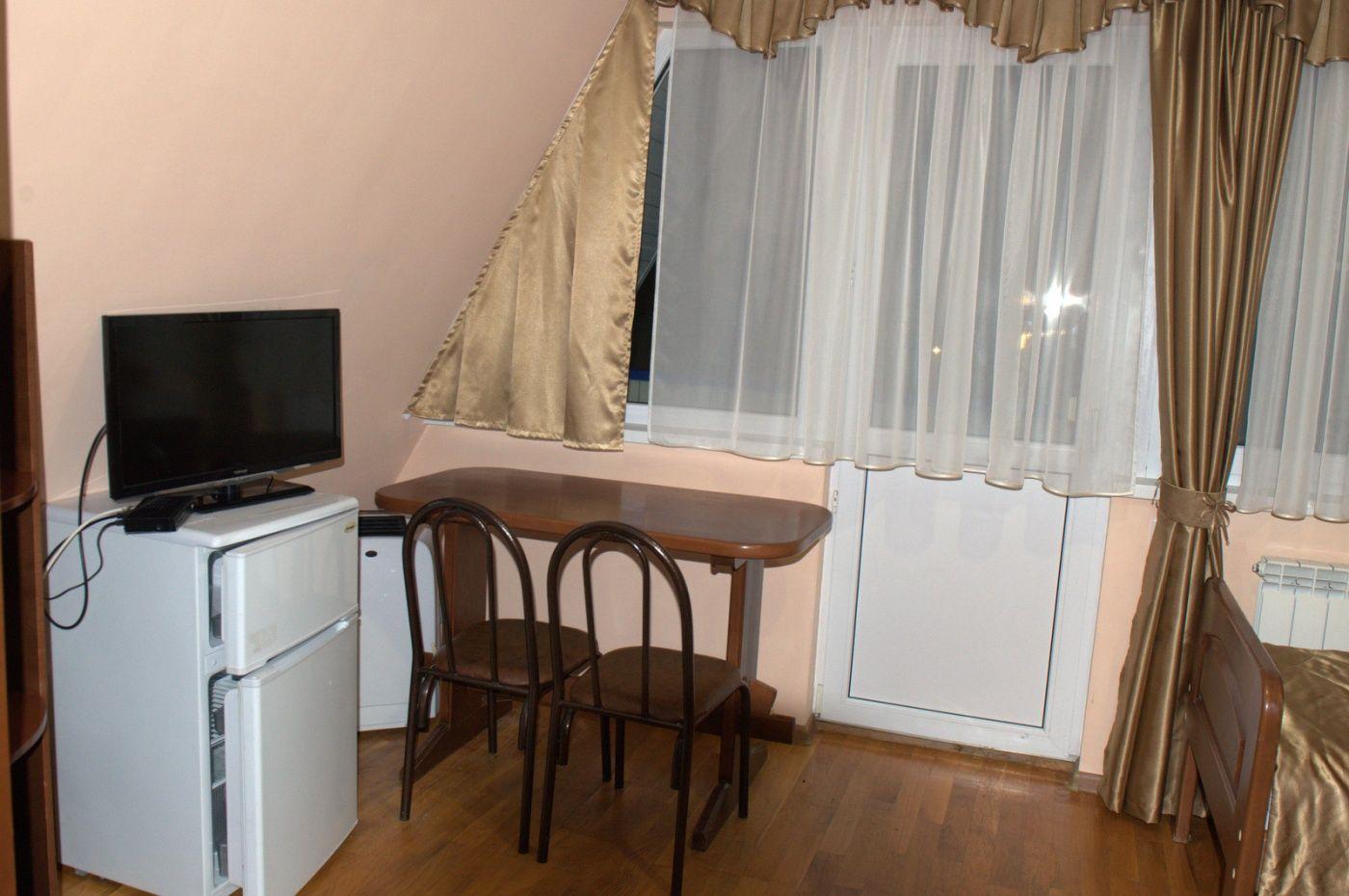 """База отдыха """"Аква-Вита"""" Краснодарский край 1-комнатный номер """"стандарт"""" (2 места), фото 4"""