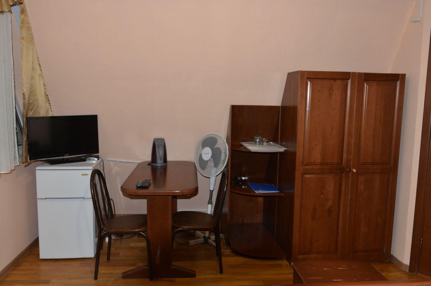 """База отдыха """"Аква-Вита"""" Краснодарский край 1-комнатный номер """"стандарт"""" (2 места), фото 5"""