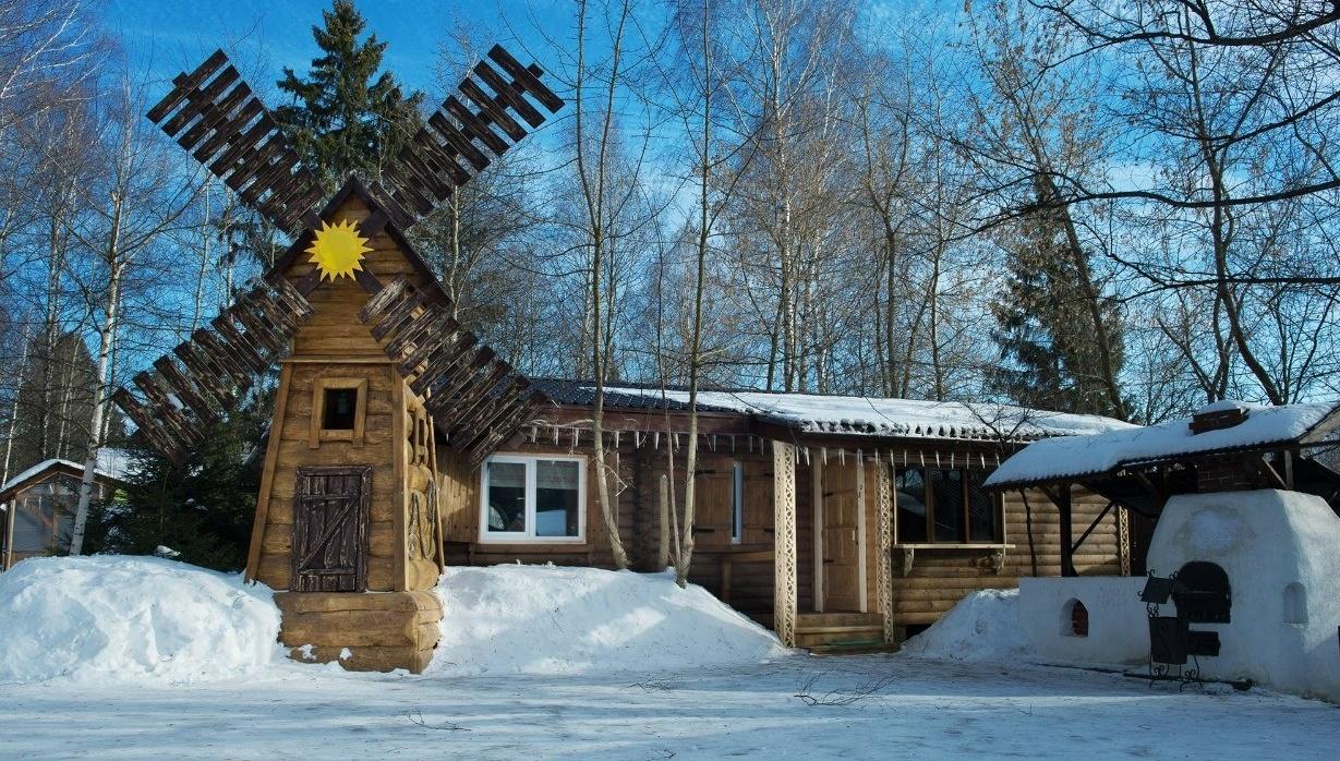 Загородный отель «Боярская усадьба» Московская область, фото 15