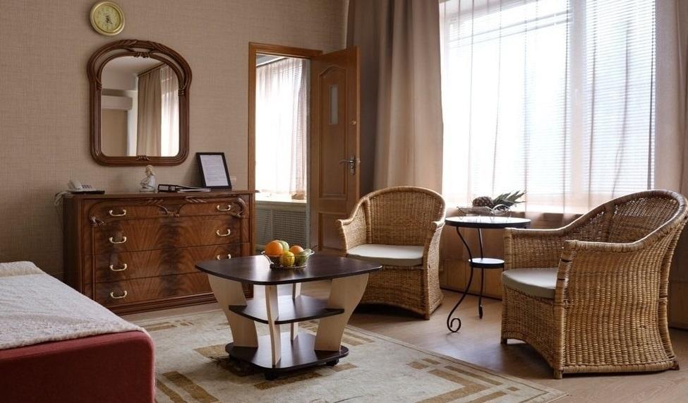 Загородный отель «Боярская усадьба» Московская область, фото 21