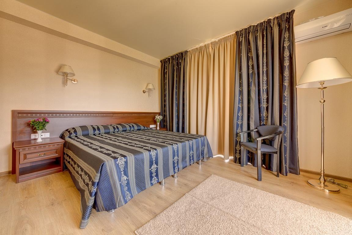 Отель «Relax» Краснодарский край Lux 2-комнатный, фото 1