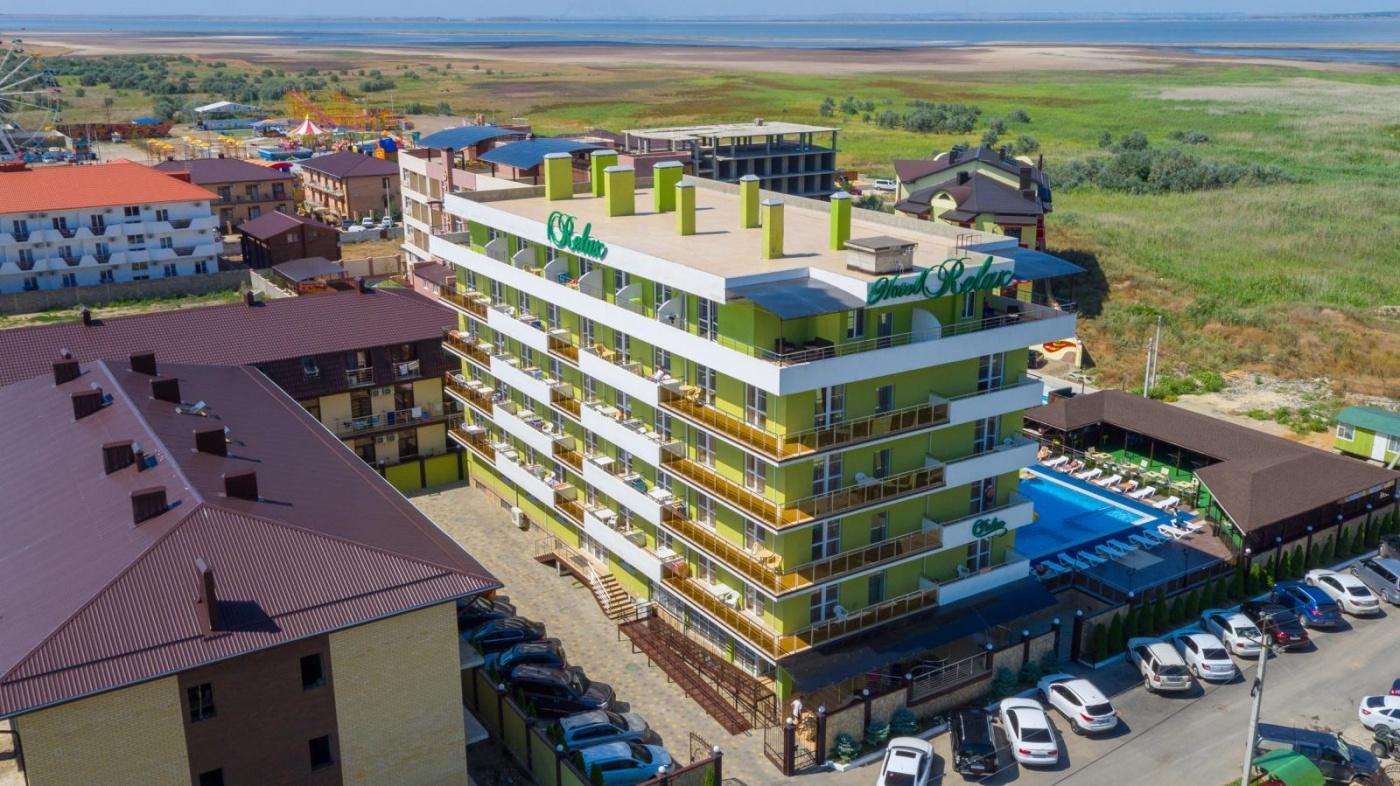 Отель «Relax» Краснодарский край, фото 2